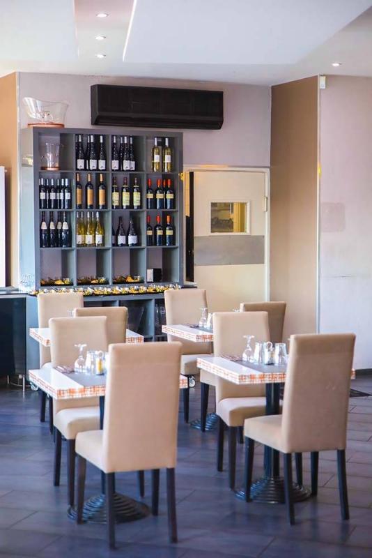 Le Sandra - Restaurant Vitrolles
